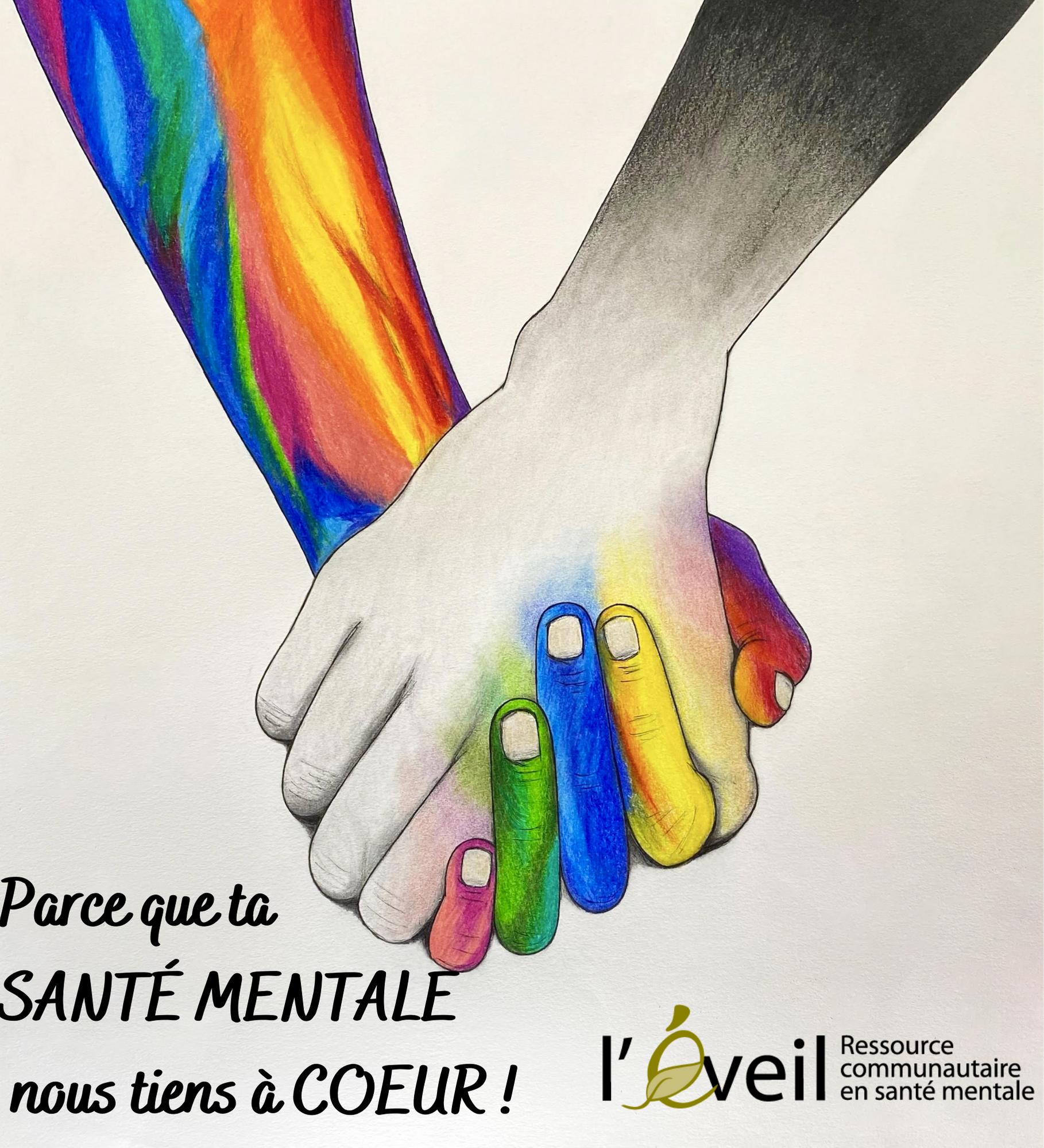 Semaine de la Santé mentale : 3 au 9 mai 2021